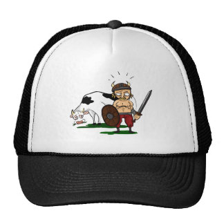 Horns Cap
