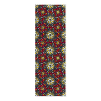 Horns of Plenty Octa Sm Any Color Bookmark Business Cards