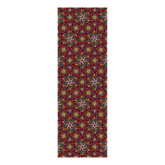 Horns of Plenty RIH  Sm Any Color Bookmark Business Card