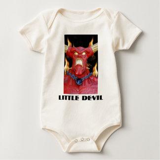 Horny Devil Man Baby Bodysuit