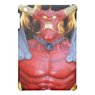 Horny Devil Man iPad Mini Case