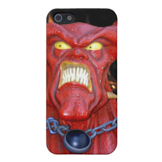 Horny Devil Man iPhone 5 Cover