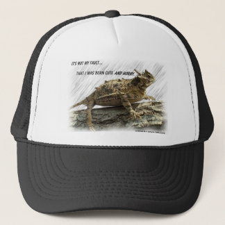 Horny Toad Hat