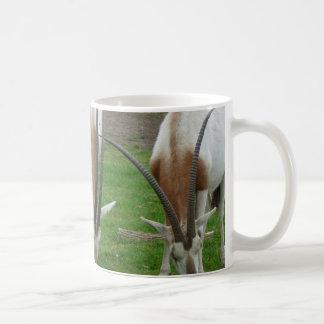 horny trio! coffee mug