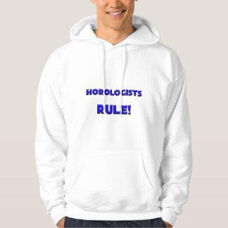 Horologists Rule! Hoodie