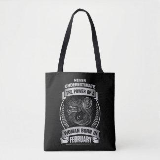 Horoscope February Tote Bag