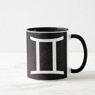 Horoscope Gemini Sign Symbol Coffee Mug