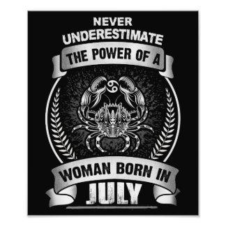 Horoscope July Art Photo