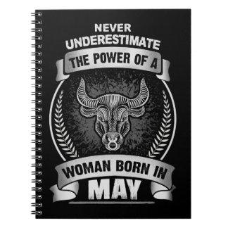 Horoscope May Notebook