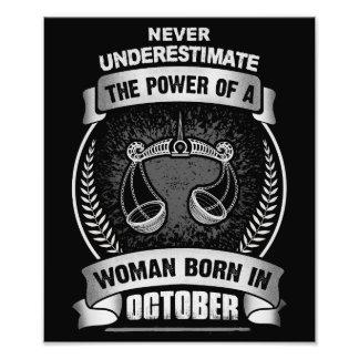 Horoscope October Art Photo