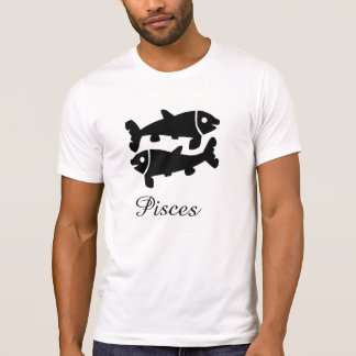 Horoscope Zodiac Astrological Sign Pisces Shirt