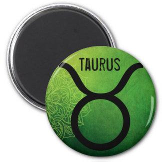Horoscope Zodiac Astrological Sign Taurus Magnet