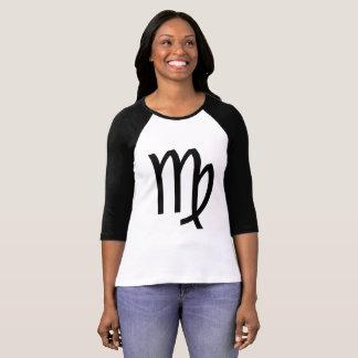 Horoscope Zodiac Astrology Sign Virgo Jersey T-Shirt