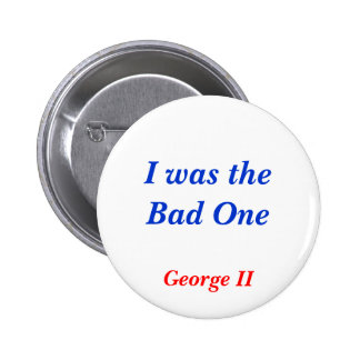 Horrible Histories Bad One 6 Cm Round Badge
