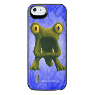 Horrible Monster iPhone 5 Battery Case iPhone 6 Plus Case