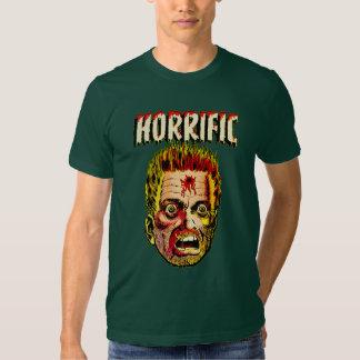 Horrific Vintage Comic Fashion Tshirts