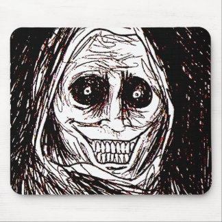 Horrifying House-guest, Never Alone, Uninvited Mouse Mat