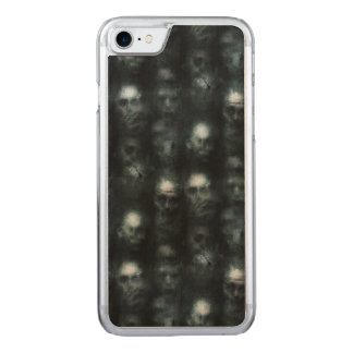 Horror Carved iPhone 7 Case