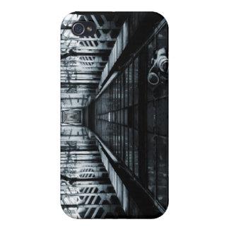 Horror City iPhone 4 Case