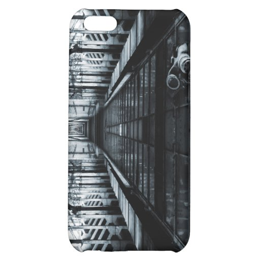 Horror City iPhone 5C Covers