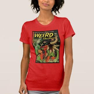 Horror Comic: Weird Thrillers 4 T-shirts