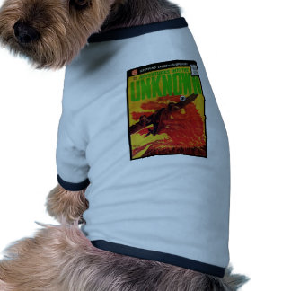 Horror Comics Into the Unknown 112 Dog Shirt
