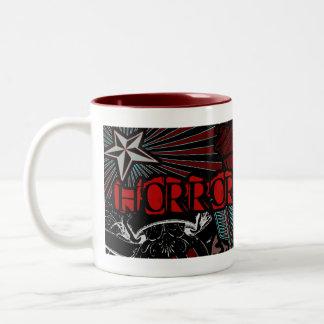 horror couture mug