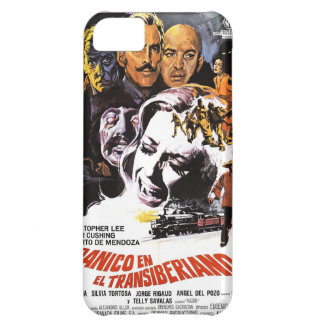 Horror Express iPhone 5C Cover