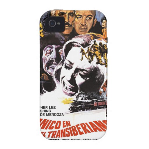 Horror Express iPhone 4/4S Covers