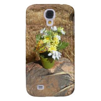Horror Farm Flower Pot Samsung Galaxy S4 Covers