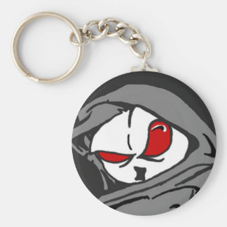 Horror Haven Logo Keychain
