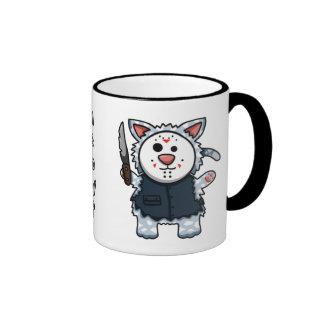 Horror Kitty Slasher Mug