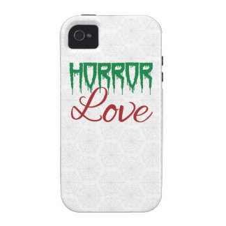 Horror Love Vibe iPhone 4 Cases
