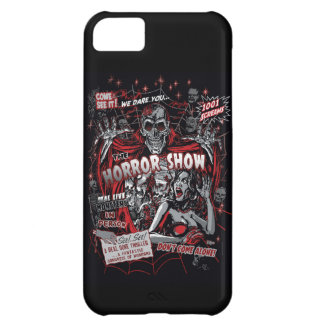 Horror movie Monsters spook show iPhone 5C Case
