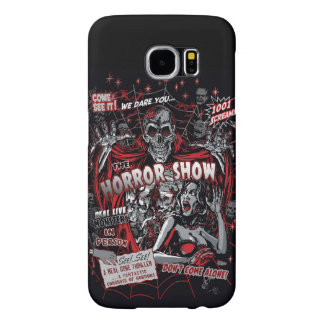 Horror movie Monsters spook show Samsung Galaxy S6 Cases