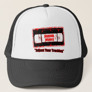 Horror Movies -Adjust Your Tracking Trucker Hat