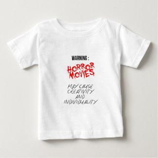 Horror Movies Baby T-Shirt
