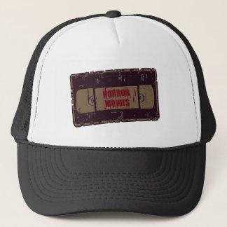 Horror Movies -Video Cassette Trucker Hat