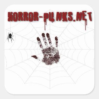 HORROR-PUNKS.NET Sticker Sheet