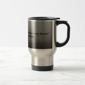 Horror Quote Insulated Mug