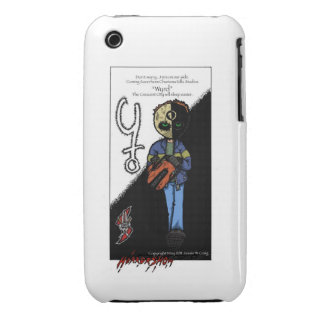 Horror Show, wyrd Case-Mate iPhone 3 Cases