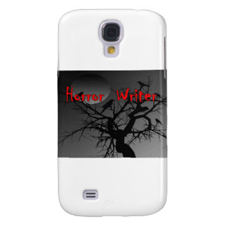 Horror Writer Red Letter Galaxy S4 Cover