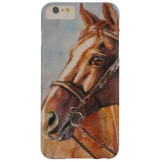 Horse 2 barely there iPhone 6 plus case