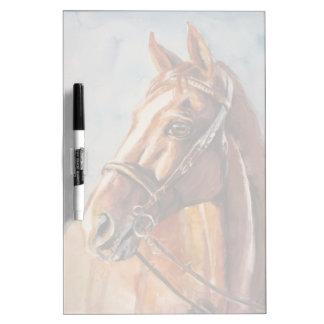 Horse 2 dry erase board