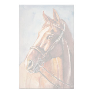 Horse 2 stationery
