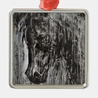 Horse 3 christmas ornament