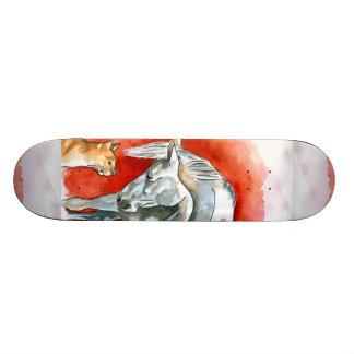 Horse and Cat Skate Board Decks