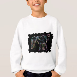 Horse and Foal Sweatshirt