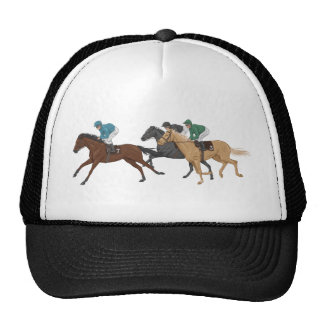 Horse and Jockey Hats