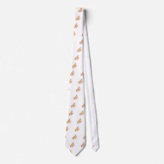 Horse and Rider Tie